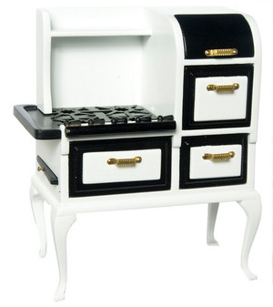 White 1920's Cook Stove