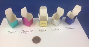 Tiny Paper Box - Set of 4