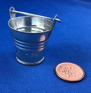 Shiny Metal Bucket