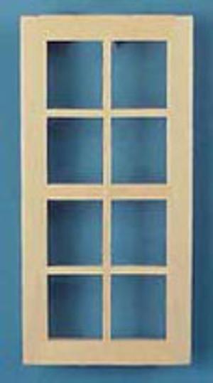 "1/2"" Scale 8 Light Window"