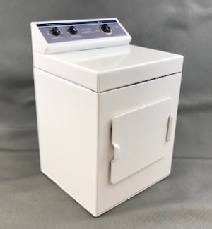 White Metal Dryer