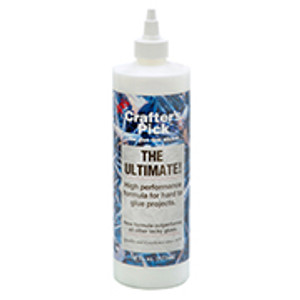 The Ultimate Glue - 8 oz. bottle