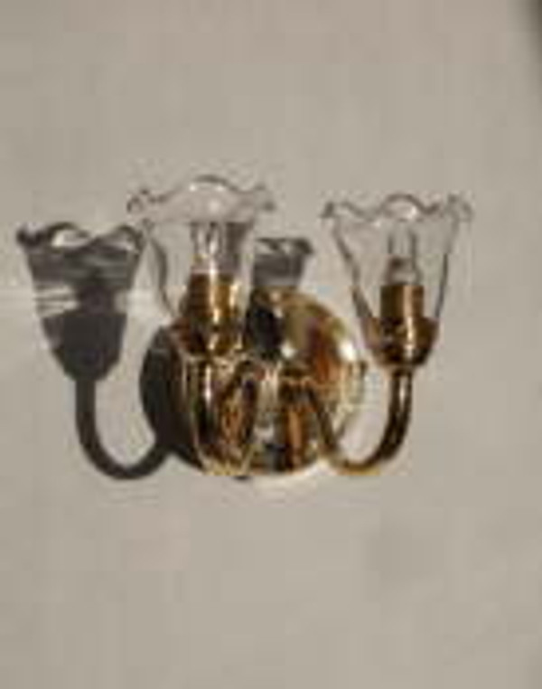 LED Double Wall Sconce