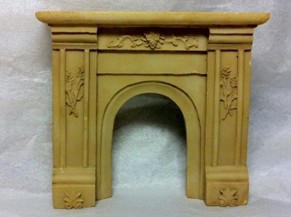 1/24 Scale Fireplace 24/F023W