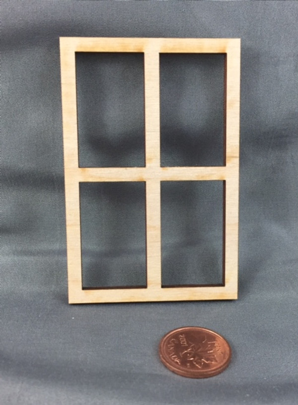 "4 Lite Window - 2""x3"""