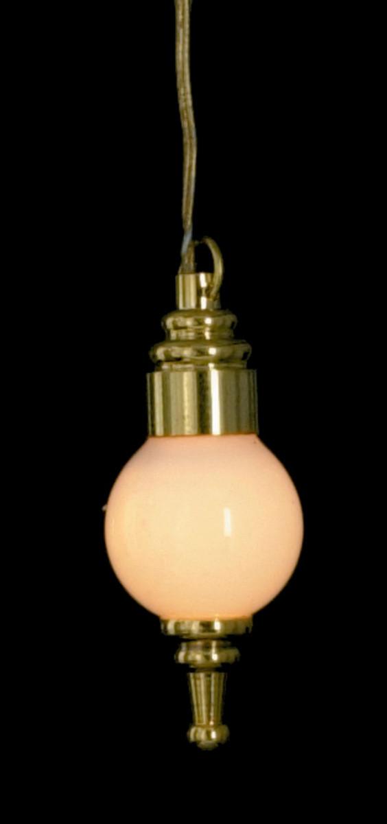 Hanging Globe Light