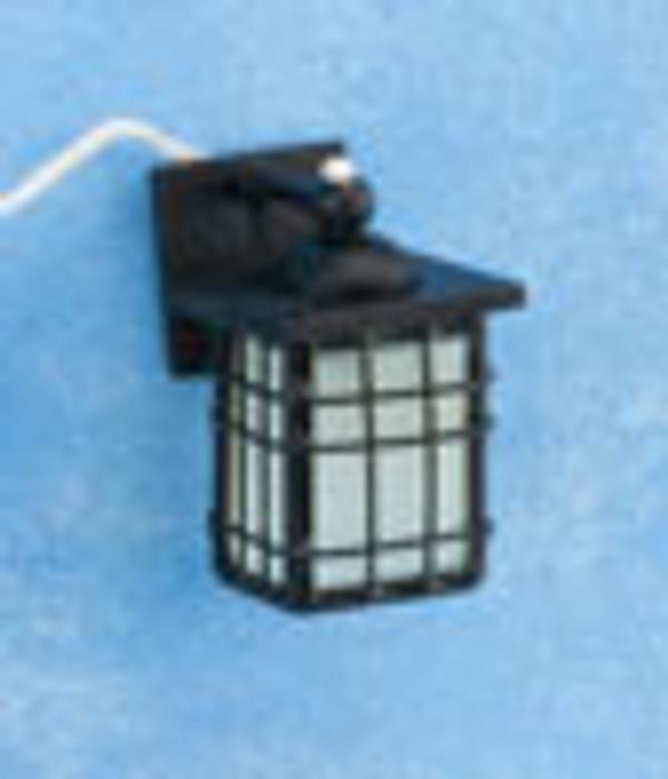 Black Coach Light