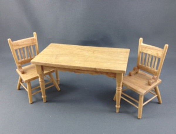Kitchen Table Set (oak)