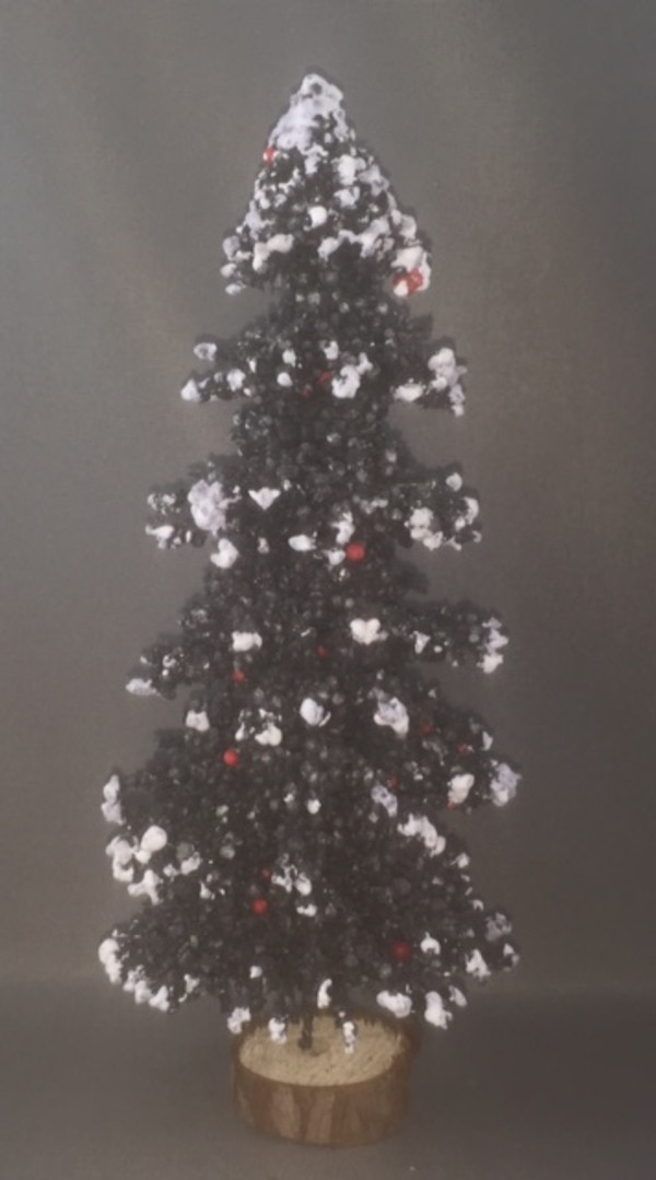 "8"" Christmas Tree - Undecorated"