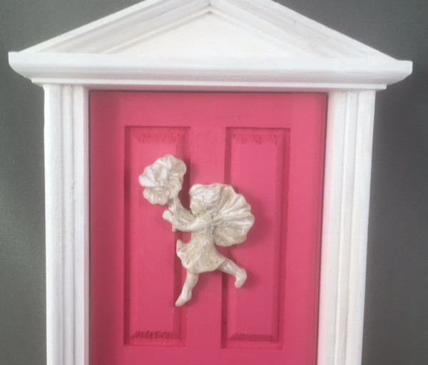 Resin Fairy Door Decoration #3