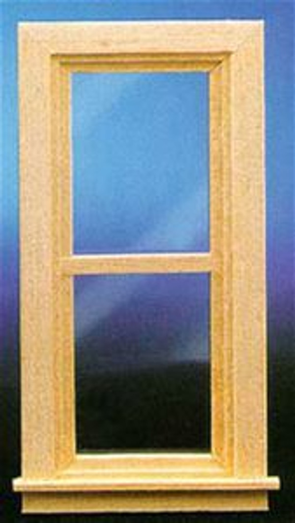 1/24 Scale Single Hung Window