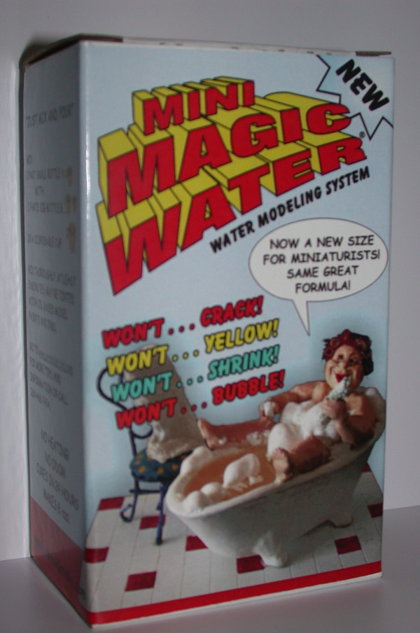 Magic Water - 6 0z.