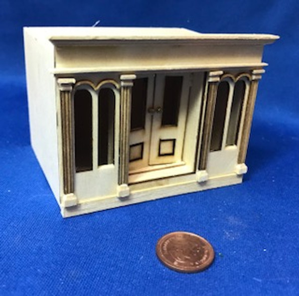 Roombox for a Dollhouse