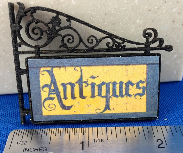 Antiques Sign #2