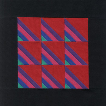 Amish Roman Stripes Paper Pieced Quilt Pattern