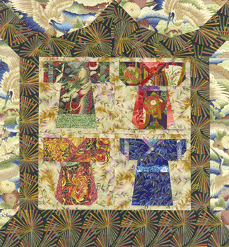 Robes of Honor Paper Pieced Quilt Pattern