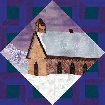 Nature Collection - Silent Night Paper Pieced Quilt Pattern