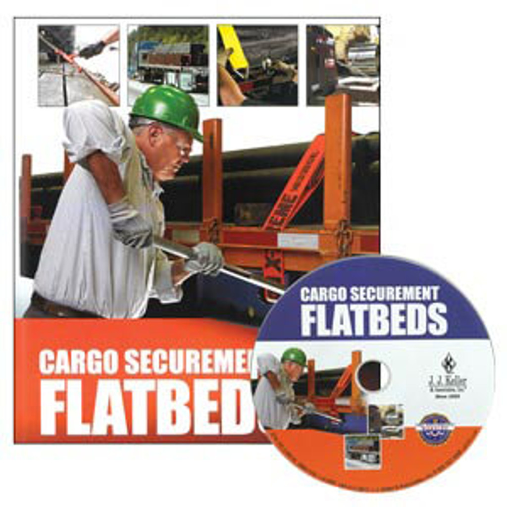 Cargo Securement FLATBEDS - Video Training Program