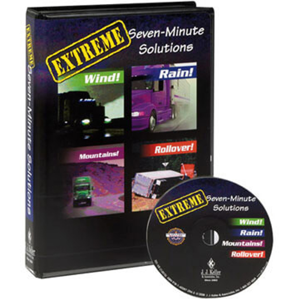 Extreme 7-Minute Solutions I (4-Program Compilation) Video Training Program