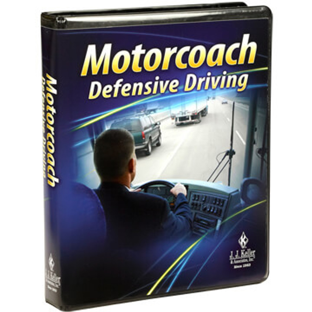 Motorcoach Defensive Driving - DVD Training