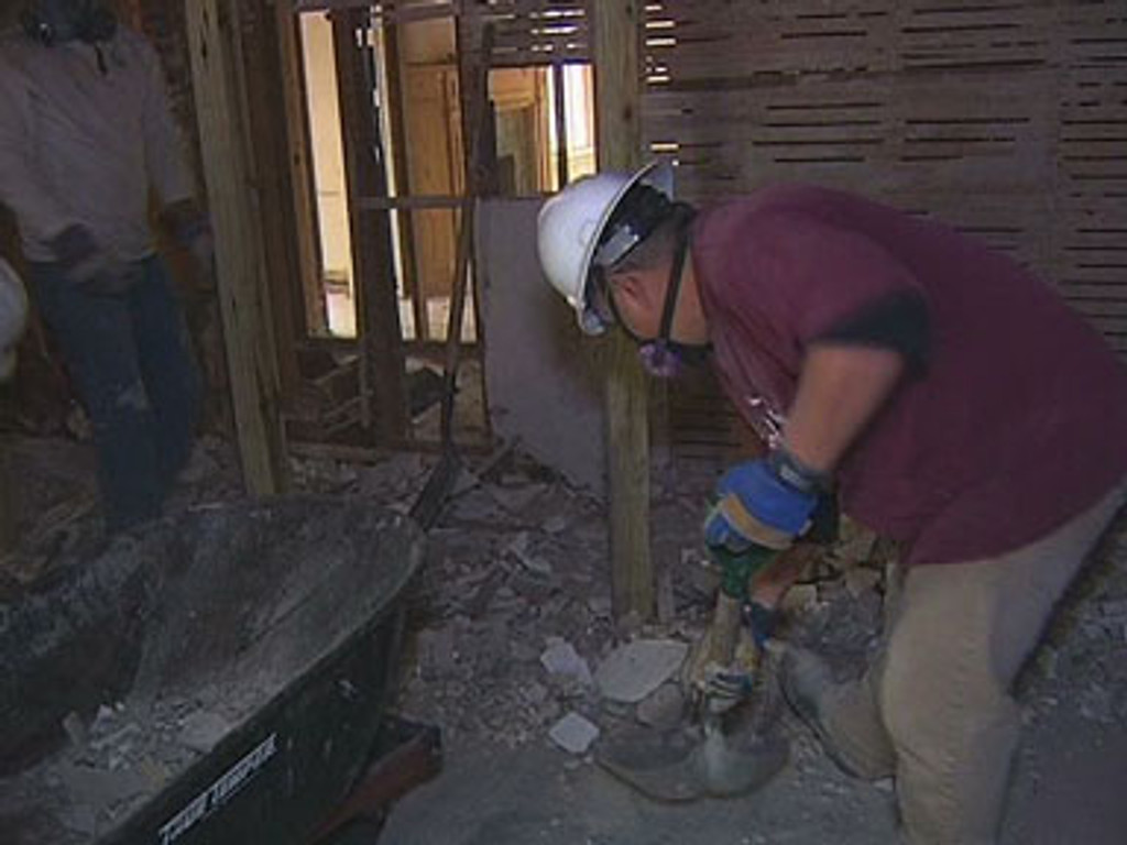 Safety During Renovation and Demolition Operations - Video