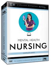 Mental Health Nursing Complete 5 Video Series