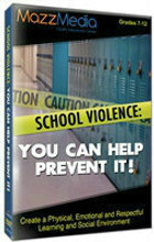 School Violence: You Can Help Prevent It! Video