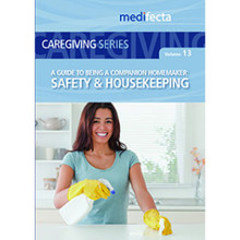 Companion Homemaker: Safety and Housekeeping DVD