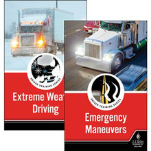 Emergency Maneuvers and Extreme Weather Driving 2-pack – DVD Training