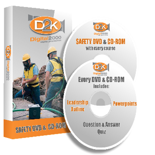 Asbestos Cement Pipe Safety (Public Agency) - DVD