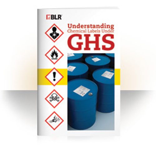 Understanding Chemical Labels under GHS (Booklets / 25 Pack)