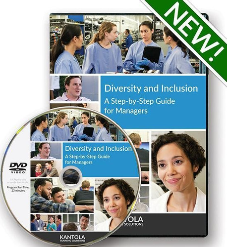 Diversity and Inclusion: A Step-by-Step Video Guide – Manager Version
