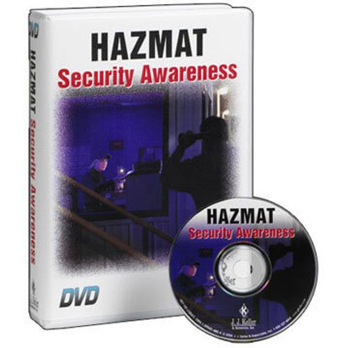 Hazmat Security Awareness - Video Training