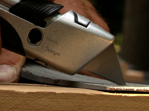 Utility Knife Safety Video