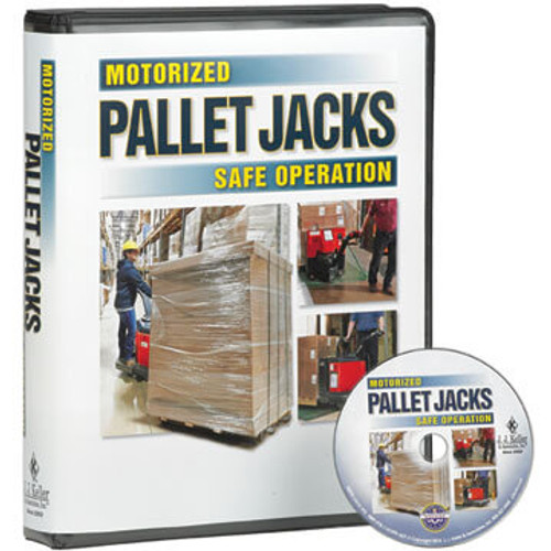 Motorized Pallet Jacks: Safe Operation - DVD Training