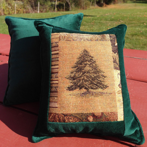 Balsam Tree Tapestry Medium Pillow