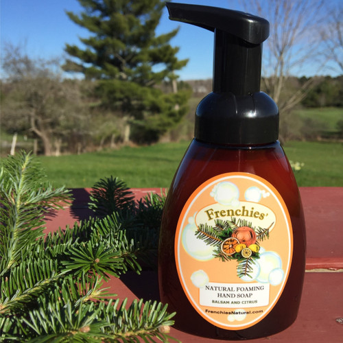 Balsam and Citrus Foaming Hand Soap