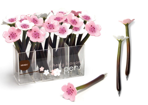 Cherry Blossom Ceramic Pens (sold individually)