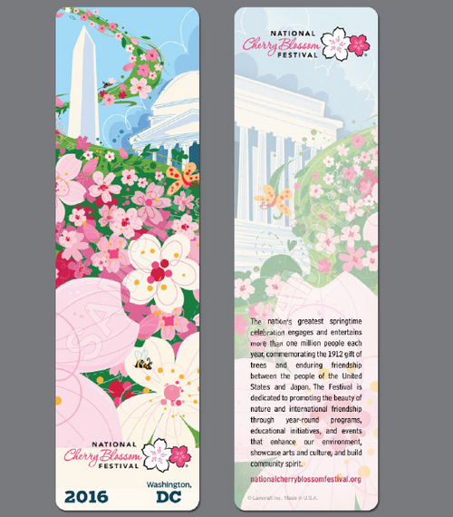 2016 Festival Bookmark