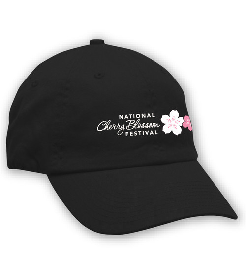 NCBF EMBROIDERED HAT BLACK
