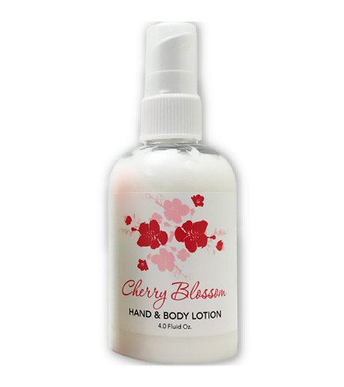 NCBF CHERRY BLOSSOM HAND & BODY LOTION 2oz