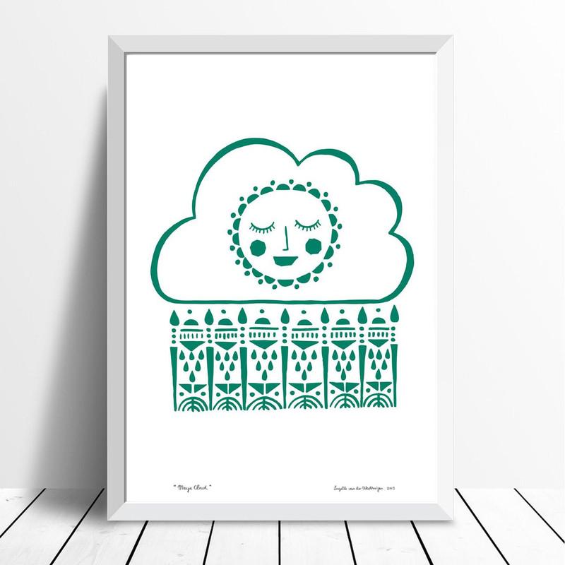 Maya Cloud, Green
