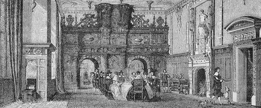 Jacobean Furniture, 1603-1690