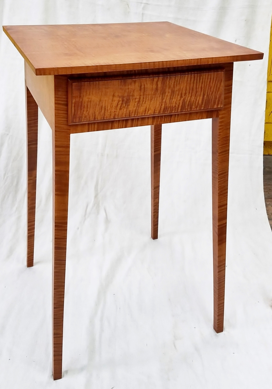 Charmant Hepplewhite Side Table With Drawer Hepplewhite Side Table With Drawer
