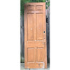 "D17149 - Antique Pine Georgian Six Panel Interior Door 29""x 87-1/2"""