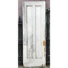 "D17162- Antique Pine Vertical Two Panel Interior Door 31-1/2"" x 90"""