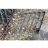S17079A - Antique Wrought Iron Stair Railing