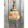 L18007 - Antique Arts and Crafts Pendant Fixture