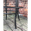 F18020 - Custom Adjustable Height Fabricated Bar Table