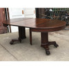 "F18026 - Antique ""Hastings"" Quartersawn Oak Dining Table"